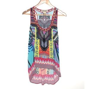 Flying Tomato high low tank Size M